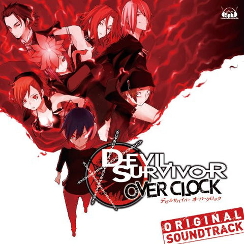 Image for DEVIL SURVIVOR OVER CLOCK ORIGINAL SOUNDTRACK