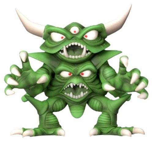 Image 1 for Dragon Quest IV - Death Psaro - Dragon Quest Sofubi Monster - 004 (Square Enix)