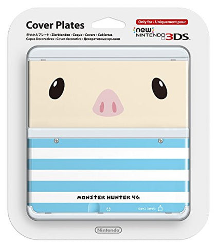 Image for Monster Hunter 4G Cover Plate No. 038