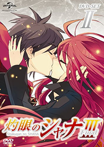 Image 1 for Shakugan No Shana III Final - Dvd Set 2