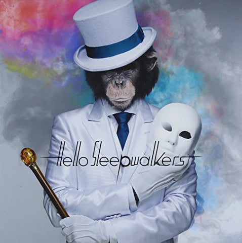 Image for Masked Monkey Awakening / Hello Sleepwalkers