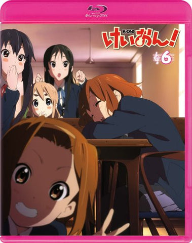 Image for K-ON! 6 [Limited Edition]