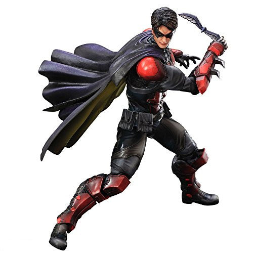 Image 1 for Batman - Batman: Arkham Origins - DC Universe - Robin - Play Arts Kai (Square Enix)