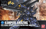 Thumbnail 2 for Gundam Build Fighters - PPMS-1M Kämpfer Amazing - HGBF #008 - 1/144 (Bandai)