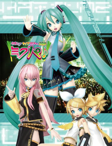 Image for Hatsune Miku Live Party 2011 / Mikupa [Limited Edition]
