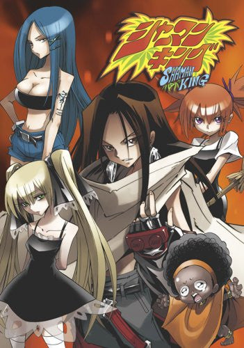 Image 1 for Shaman King DVD Box 1 - Kanashimi No Katachi Box