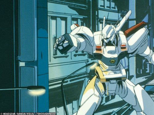 Image 6 for Patlabor The Mobile Police Original OVA Series: Early Days