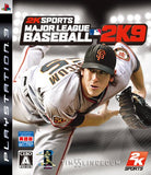 Thumbnail 1 for Major League Baseball 2K9