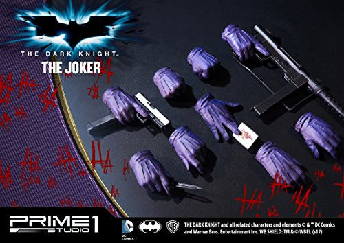 Image 2 for The Dark Knight - Joker - High Definition Museum Masterline Series HDMMDC-01 - 1/2 (Prime 1 Studio)