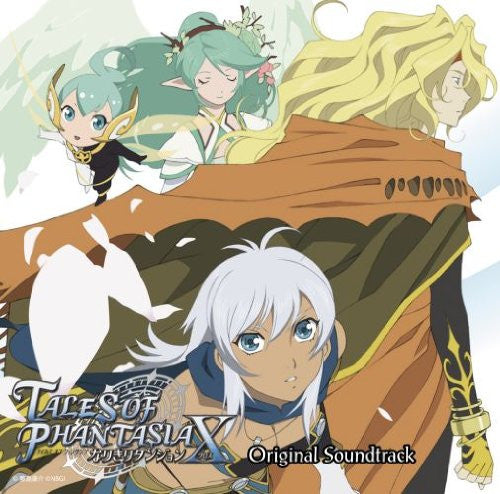 Image 1 for Tales of Phantasia: Narikiri Dungeon X Original Soundtrack