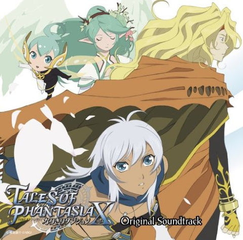 Image for Tales of Phantasia: Narikiri Dungeon X Original Soundtrack