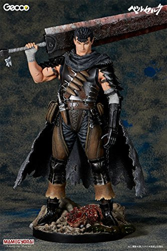 Image 8 for Berserk - Guts - 1/6 - Lost Children Chapter, The Black Swordsman Ver. (Gecco, Mamegyorai)