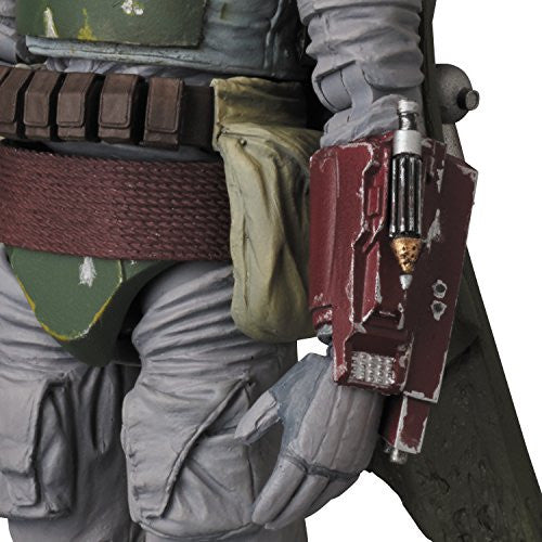 Image 3 for Star Wars - Boba Fett - Mafex No.025 - Return Of The Jedi ver. (Medicom Toy)