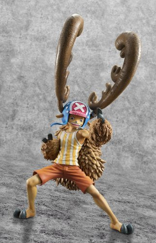 "Image 5 for One Piece - Tony Tony Chopper - Excellent Model - Portrait Of Pirates ""MAS"" - 1/8 - Horn Point (MegaHouse)"