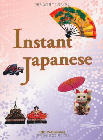Image for Instant Japanese