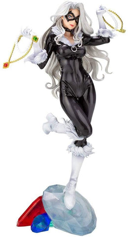 Spider-Man - Black Cat - Bishoujo Statue - Marvel x Bishoujo - 1/7 - Steals Your Heart (Kotobukiya)