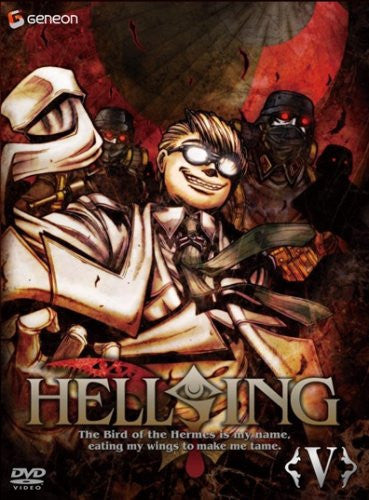 Image 1 for Hellsing V [Limited Edition]