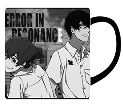 Image 1 for Zankyou no Terror - Nine - Twelve - Mug (Cospa)