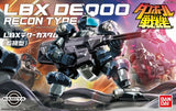 Thumbnail 2 for Danball Senki - LBX Deqoo - Recon Type - 008 (Bandai)