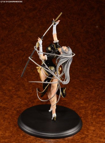 Image 2 for Ikki Tousen - Chouun Shiryuu - 1/7 - China Dragon Dress Black ver. (BEAT)