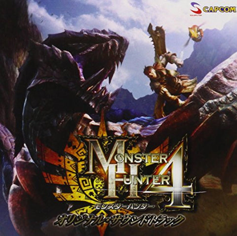 Image for Monster Hunter 4 Original Soundtrack