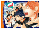 Thumbnail 1 for Haikyuu!! - Comic Calendar - Wall Calendar - 2014 (Shueisha)[Magazine]