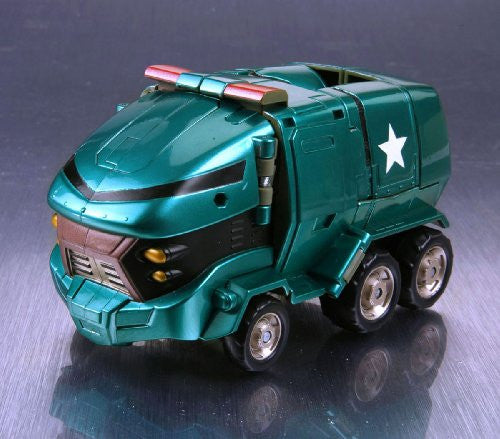 Image 2 for Transformers Animated - Bulkhead - TA03 - Ironhide (Takara Tomy)