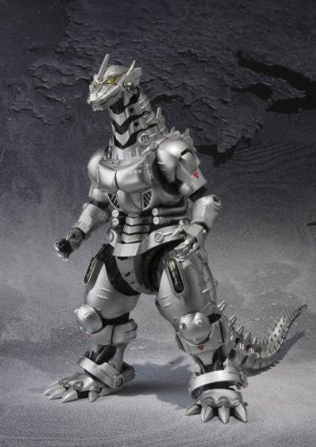 Image 2 for Gojira vs. MechaGojira - MechaGojira - S.H.MonsterArts - MFS-3 Kiryu (Bandai)