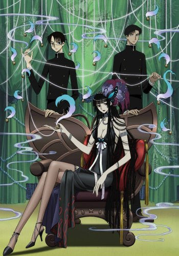 Image 1 for XxxHolic Kei Vol.6 [DVD+CD Limited Edition]