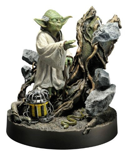 Image 1 for Star Wars - Yoda - ARTFX Statue - 1/7 - Empire Strikes Back ver. Episode V ver. (Kotobukiya)