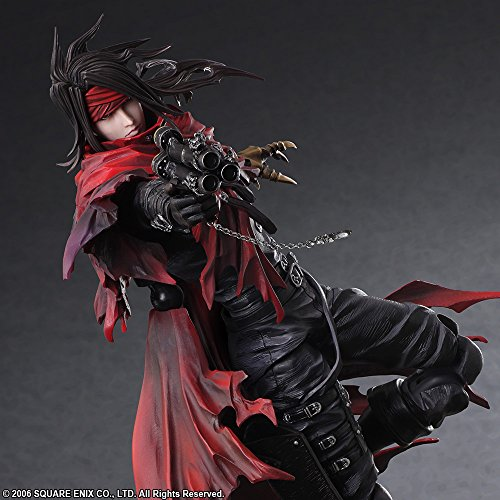 Dirge of Cerberus: Final Fantasy VII - Vincent Valentine - Play Arts Kai