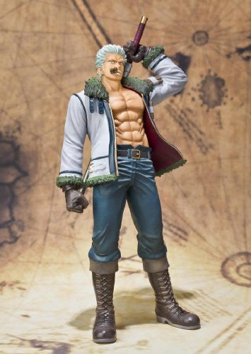 Image 3 for One Piece - Smoker - Figuarts ZERO (Bandai)