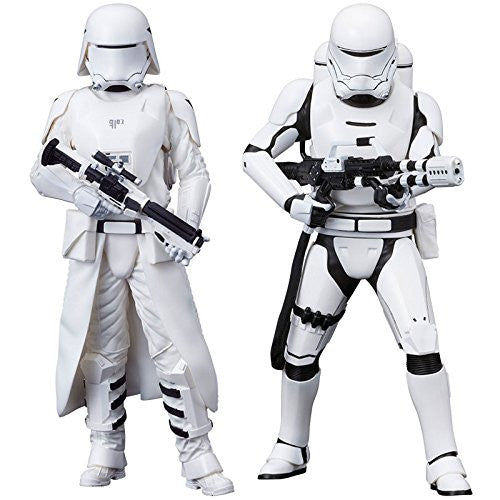 Star Wars: The Force Awakens - First Order Snowtrooper - ARTFX+ - 1/10