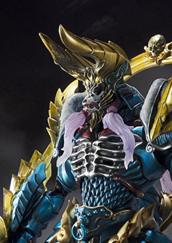 Image 8 for Monster Hunter - Hunter - Jinouga - S.H.Figuarts - Tamashii Mix (Bandai)