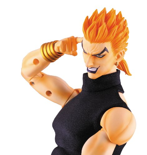 Image 8 for Jojo no Kimyou na Bouken - Stardust Crusaders - Dio Brando - Real Action Heroes #485 - 1/6 (Medicom Toy)