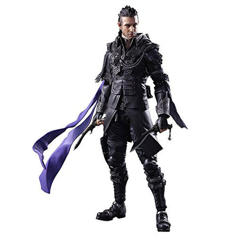 Image for Kingsglaive: Final Fantasy XV - Nyx Ulric - Play Arts Kai (Square Enix)