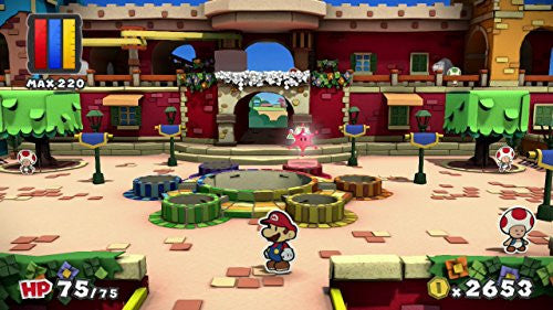 Image 5 for Paper Mario: Color Splash