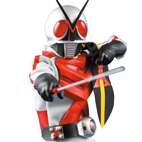 Image 3 for Kamen Rider X - Real Action Heroes No.208 - 1/6 (Medicom Toy)