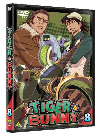Image for Tiger & Bunny 8