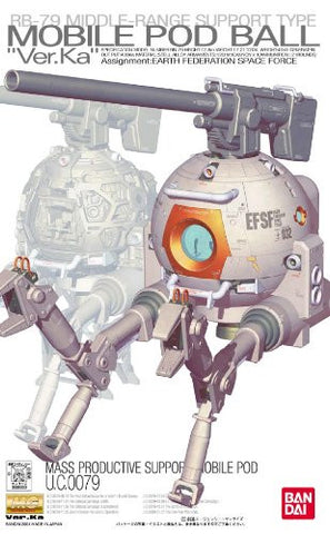 Image for Kidou Senshi Gundam - RB-79 Ball - MG #076 - 1/100 - Ver. Ka (Bandai)