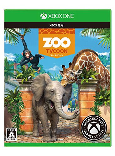 Image 1 for Zoo Tycoon (Greatest Hits)