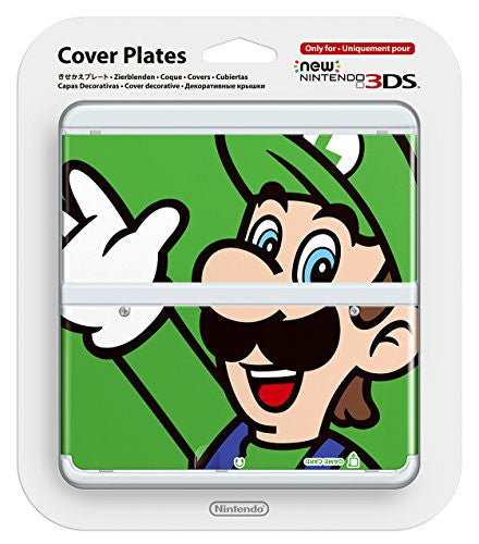 Image 1 for Luigi Cover Plate No. 002