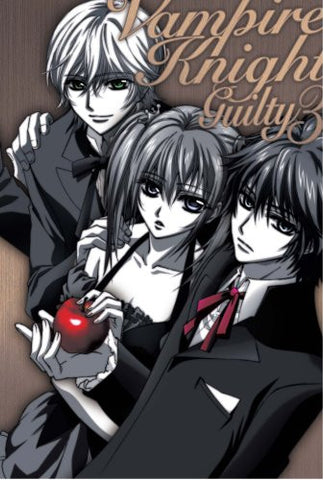 Image for Vampire Knight Guilty 3