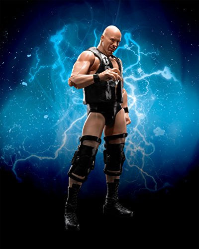 Image 8 for WWE - Stone Cold Steve Austin - S.H.Figuarts (Bandai)