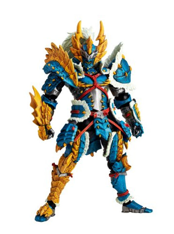 Image for Monster Hunter - Hunter - Revoltech #133 - Jinouga Series (Kaiyodo)