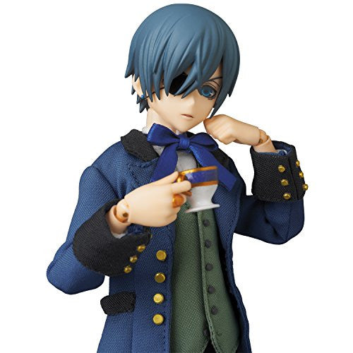 Image 11 for Kuroshitsuji ~Book of Circus~ - Ciel Phantomhive - Real Action Heroes #720 - 1/6 (Medicom Toy)