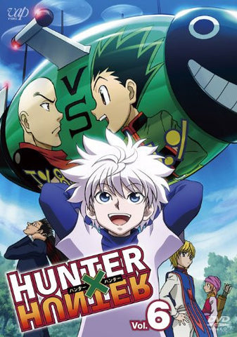 Image for Hunter X Hunter Vol.6