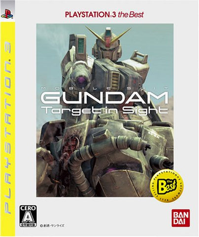 Image for Mobile Suit Gundam: Target in Sight (PlayStation3 the Best)