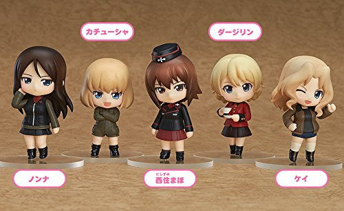 Image 8 for Girls und Panzer - Katyusha - Nendoroid Petit - Nendoroid Petit Girls und Panzer - Nendoroid Petite: Girls und Panzer - Other High Schools Ver. (Good Smile Company)