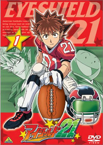 Image for Eyeshield 21 Vol.1